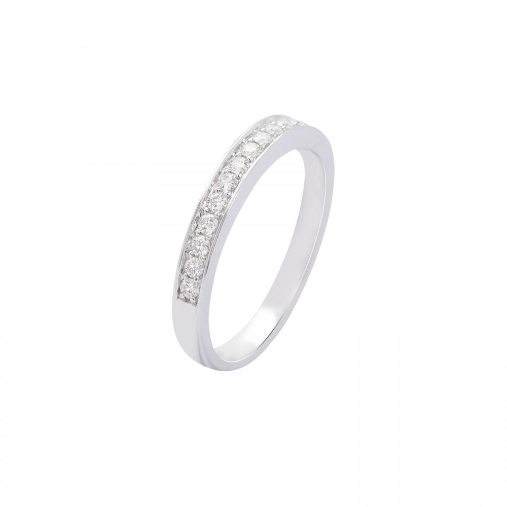 Nhẫn cưới Kim cương nữ 20Q.031NC.6TY