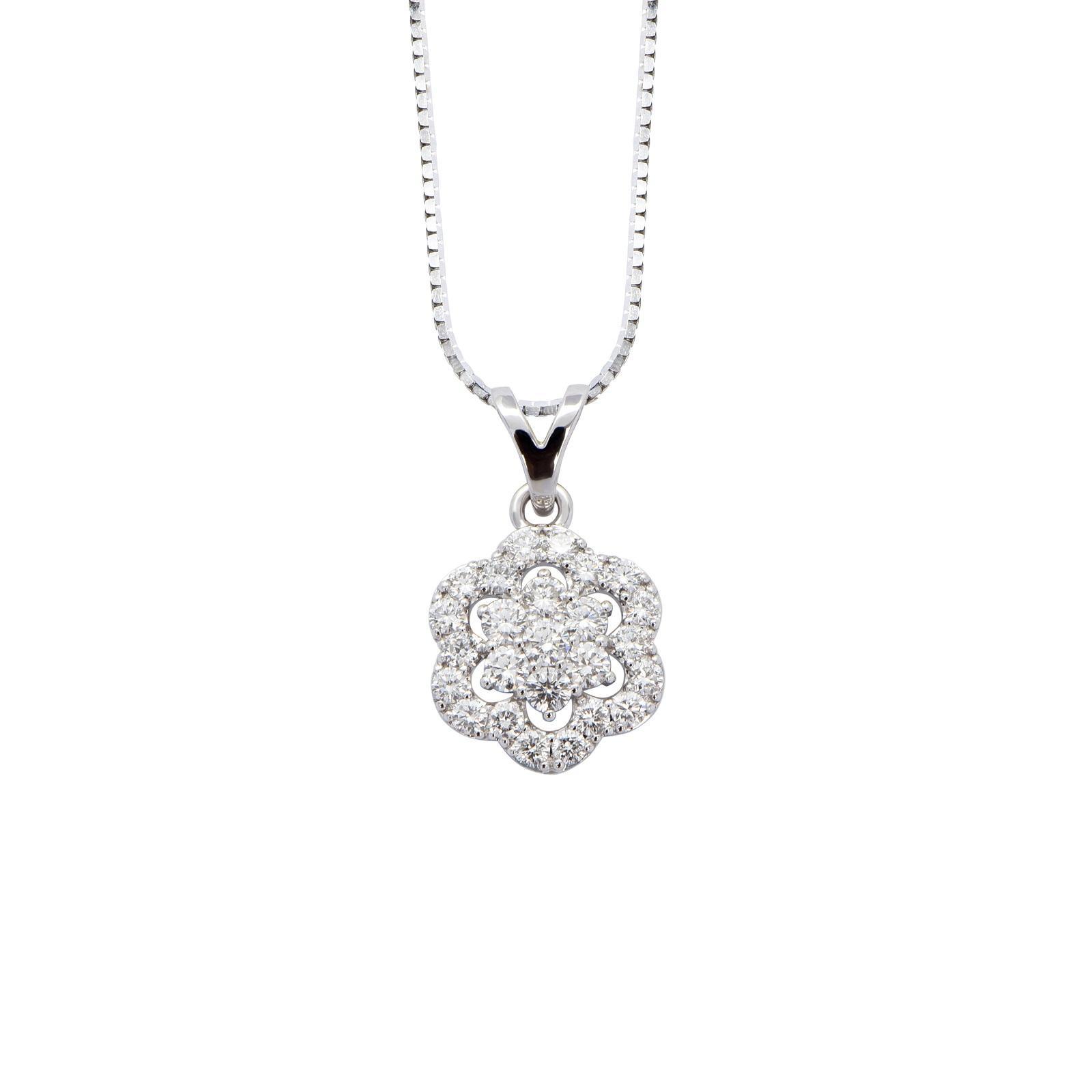 Mặt dây đá Kim cương 20M173.1TH