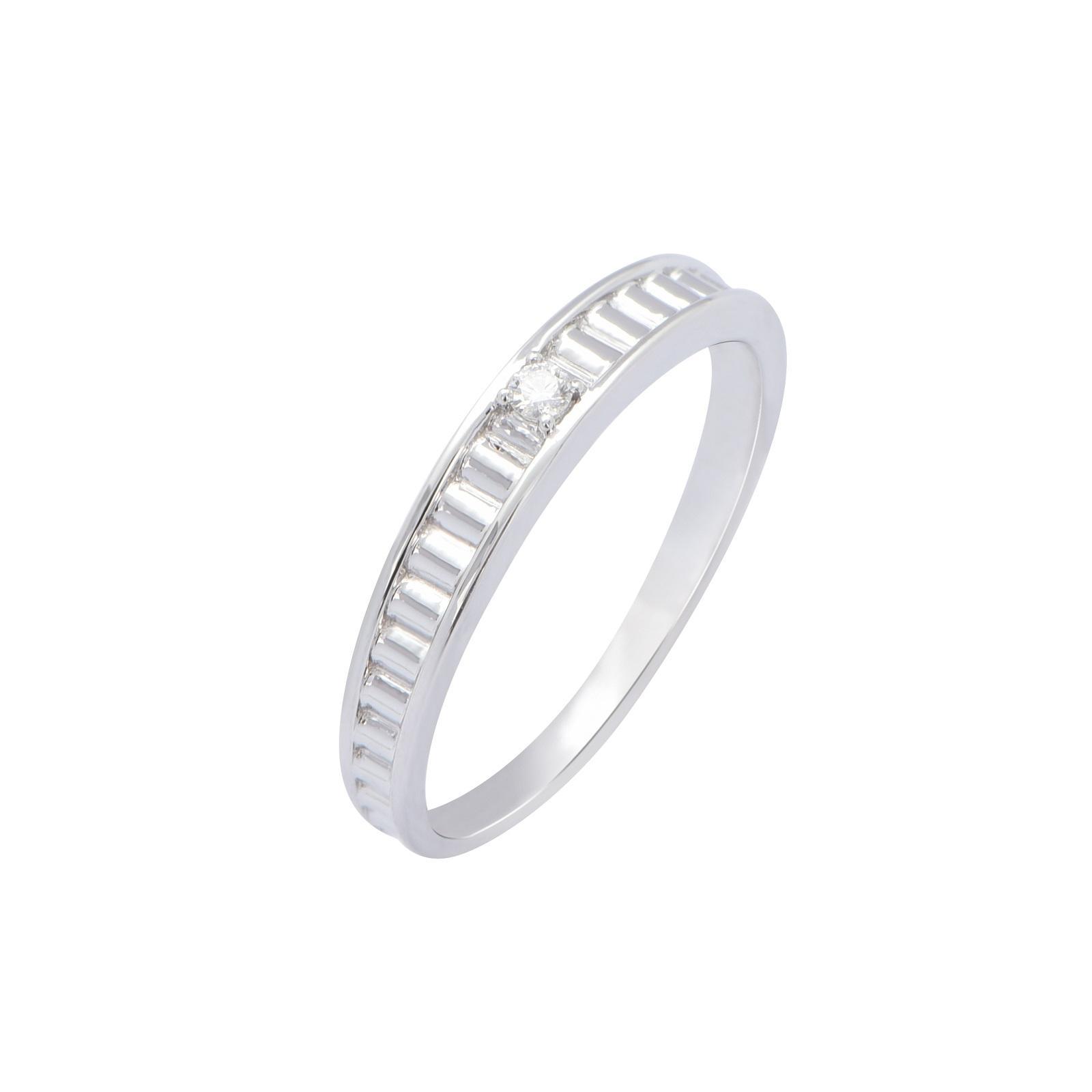 Nhẫn cưới Kim cương nam 20K.031NC.6TY