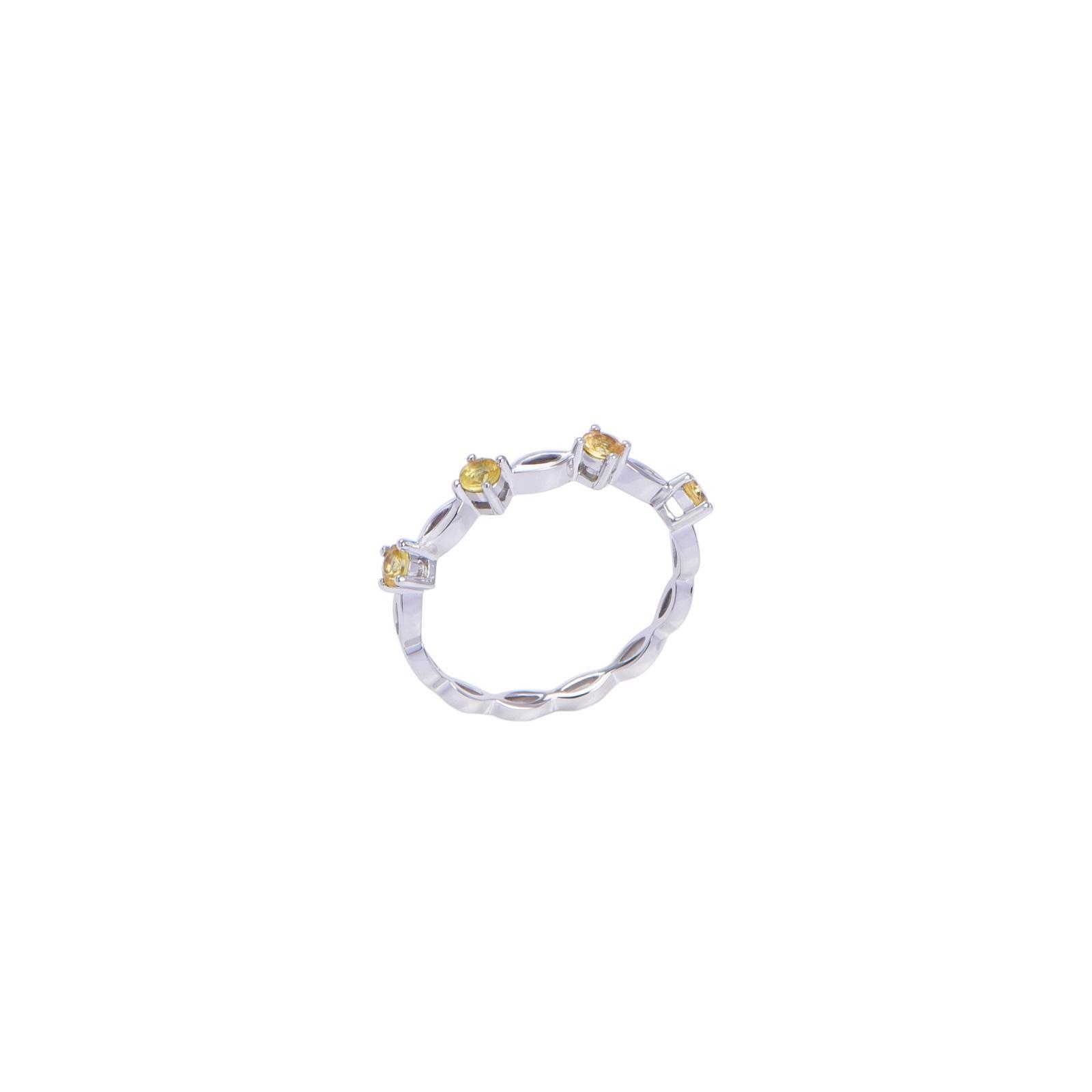 Nhẫn đá Sapphire 21N046