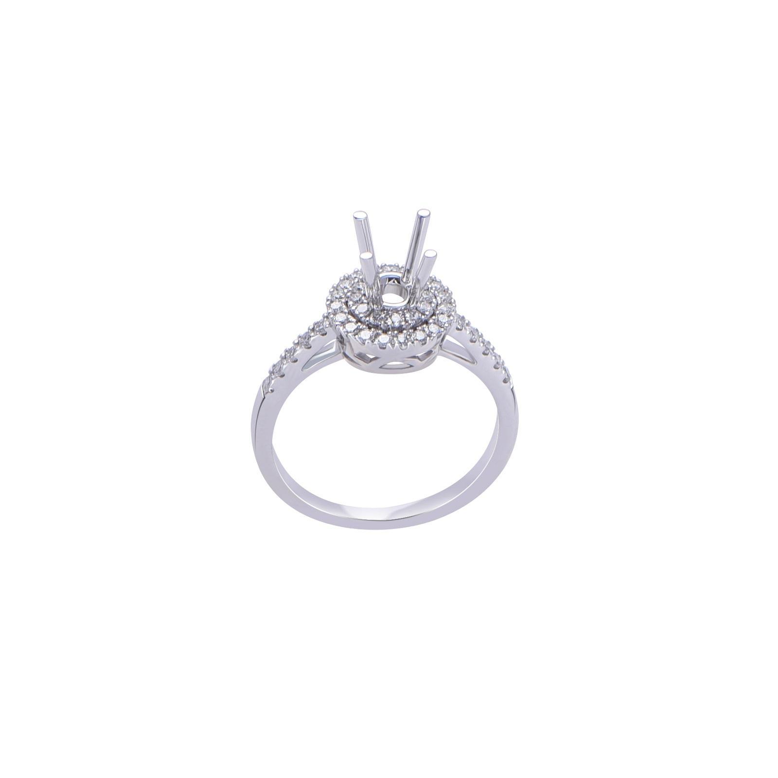Vỏ nhẫn đá Kim cương 20N289.2TI