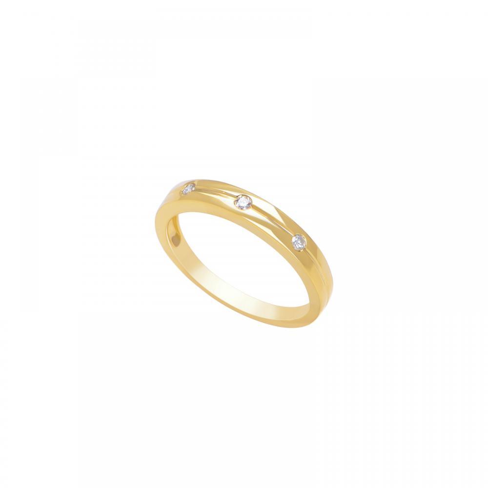 Nhẫn cưới Kim cương nam 21K.014NC