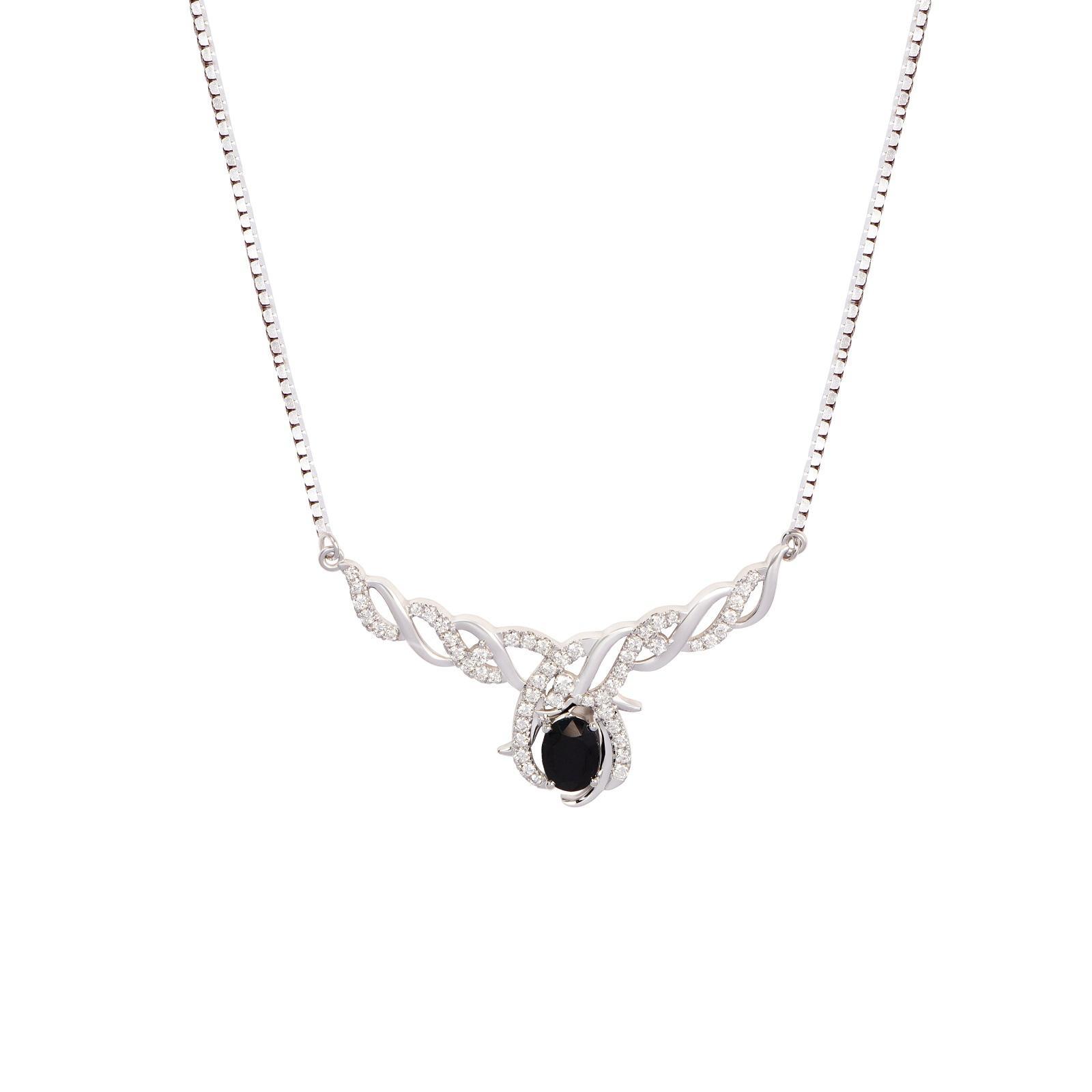 Dây chuyền đá Sapphire 20M068.4NA