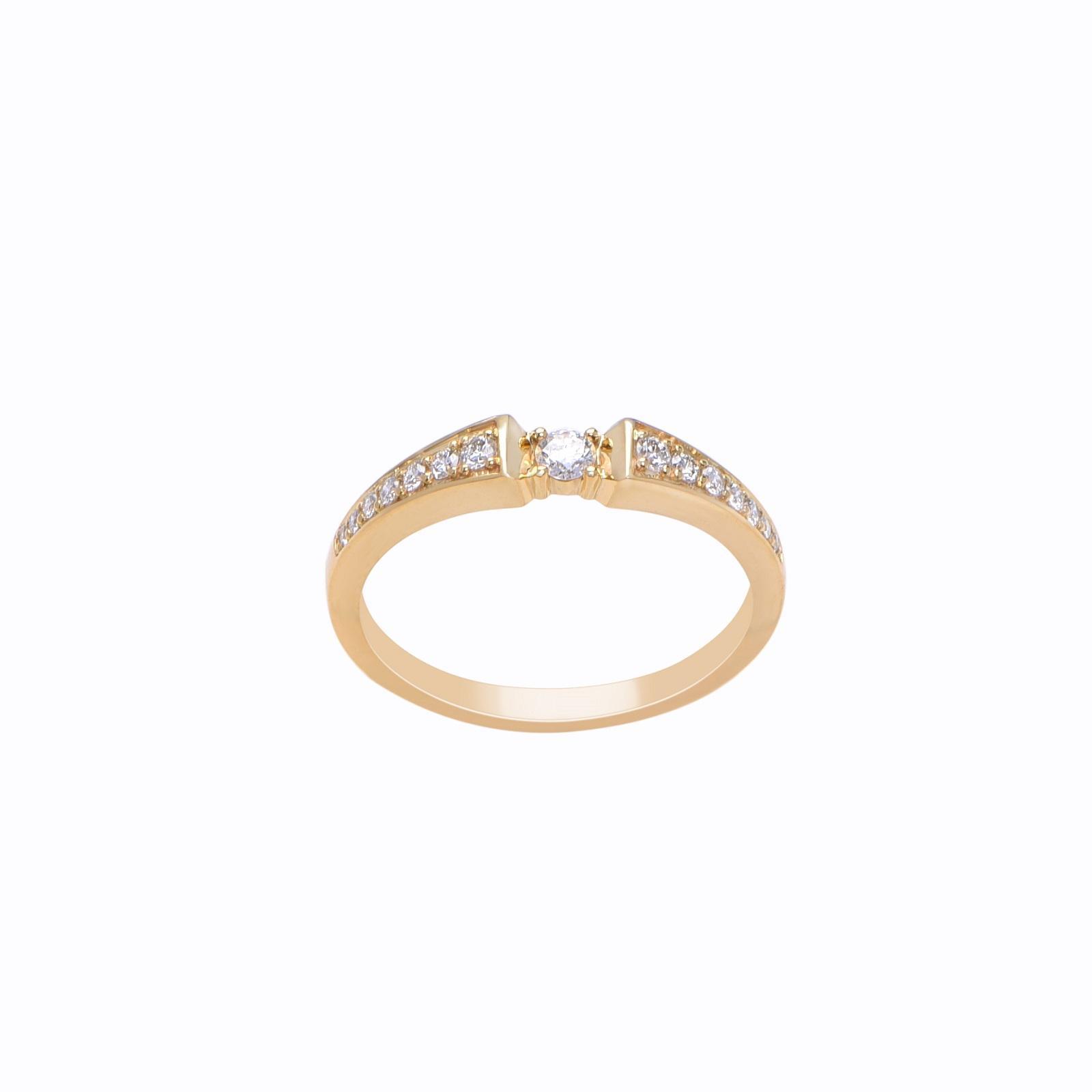Nhẫn cưới Kim cương nữ 21Q.011NC