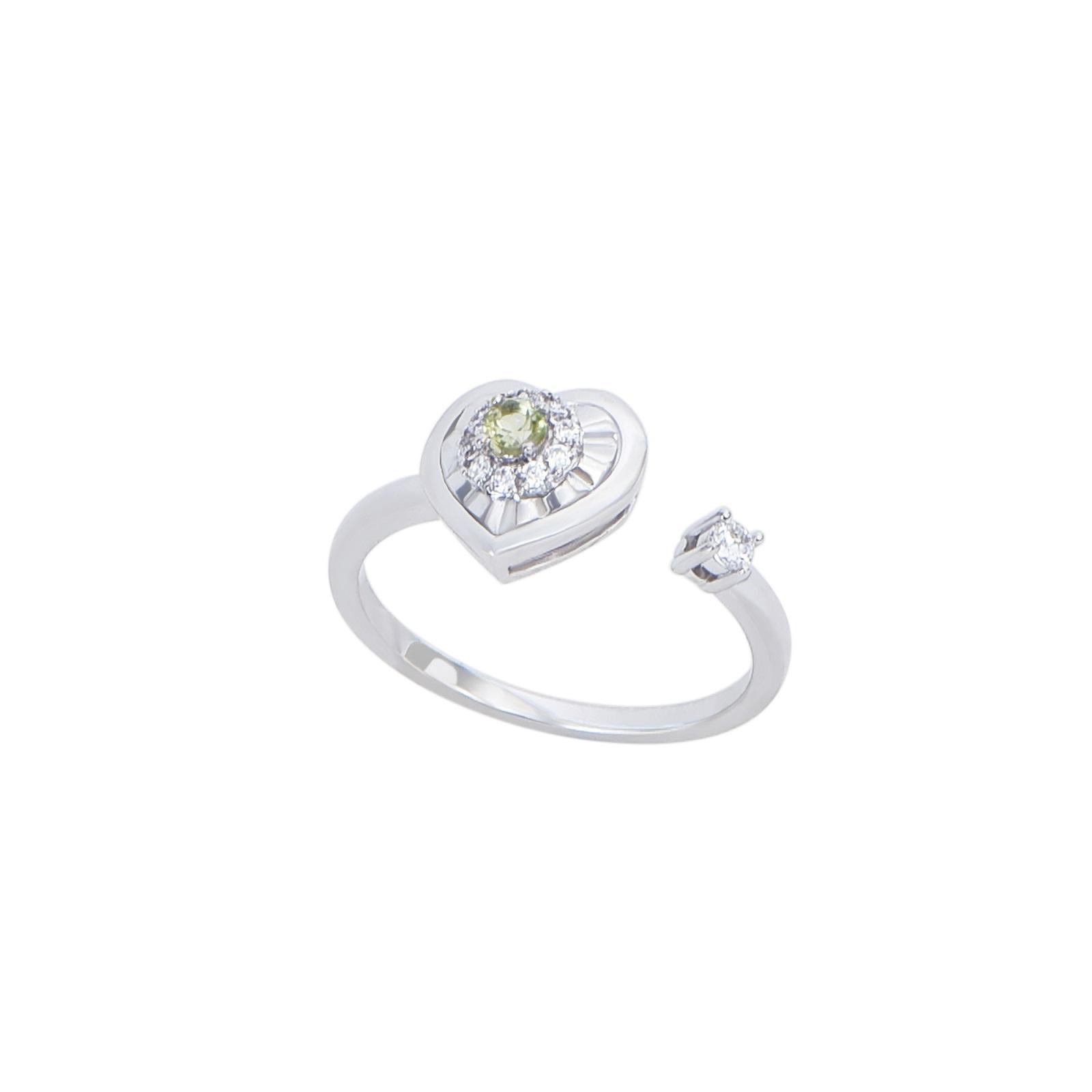 Nhẫn đá Peridot 20N.003NMB
