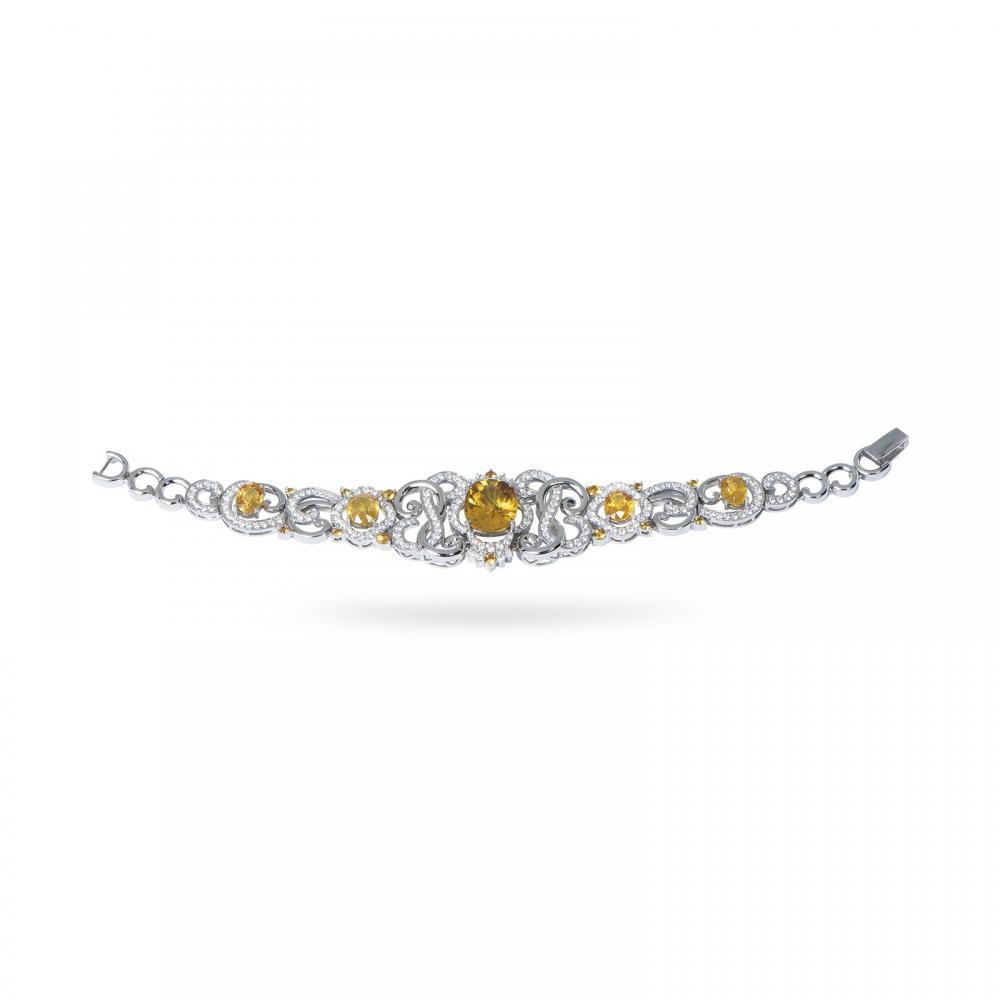 Lắc tay đá Sapphire 20L055.5TH