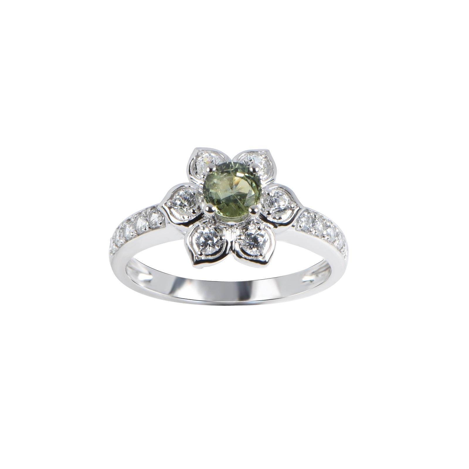 Nhẫn đá Sapphire 20N009