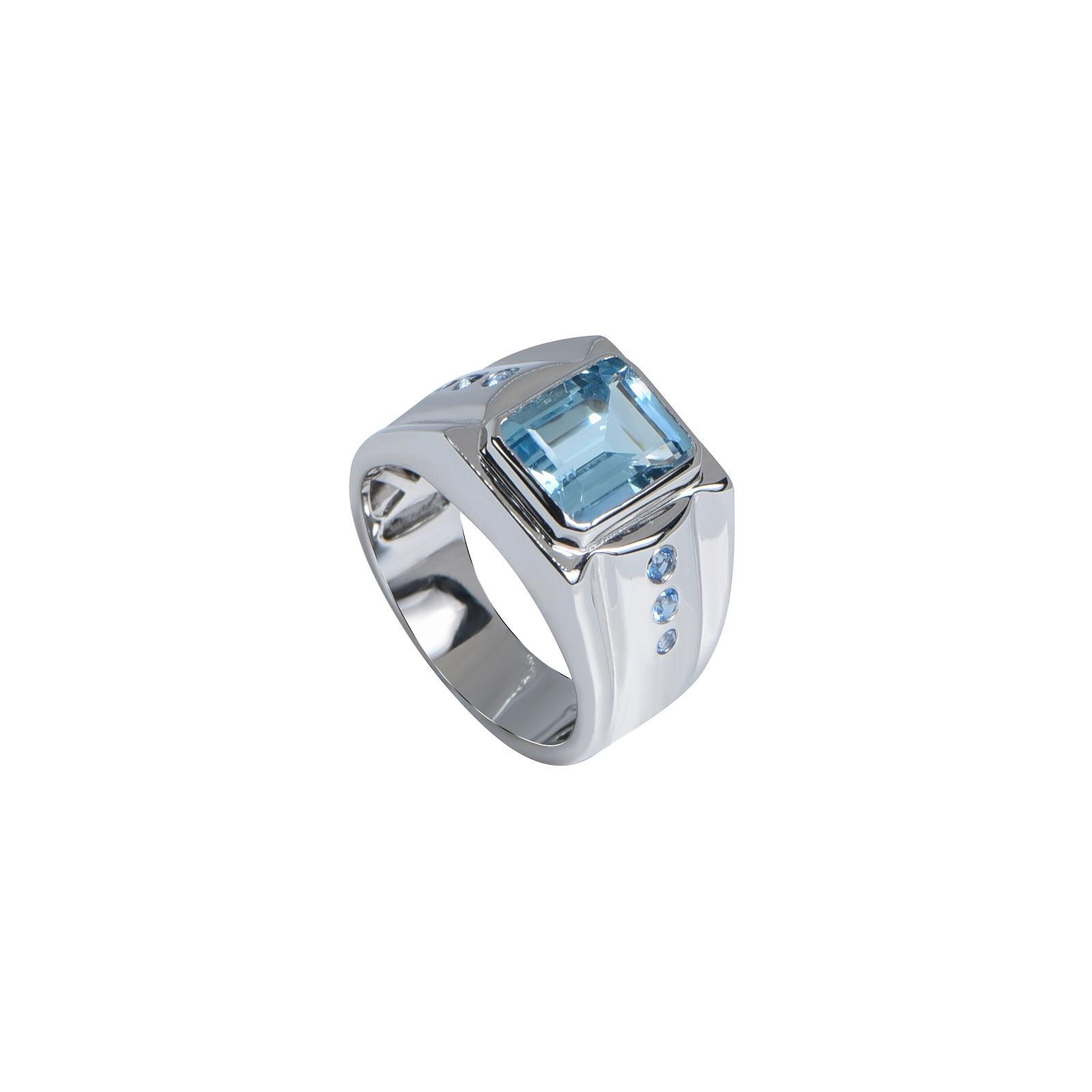Nhẫn đá Topaz 20NN016.5TH