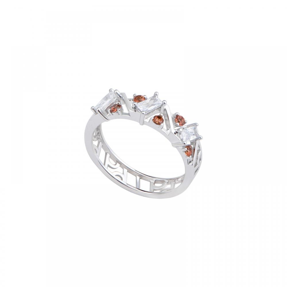Nhẫn đá Garnet 21N131