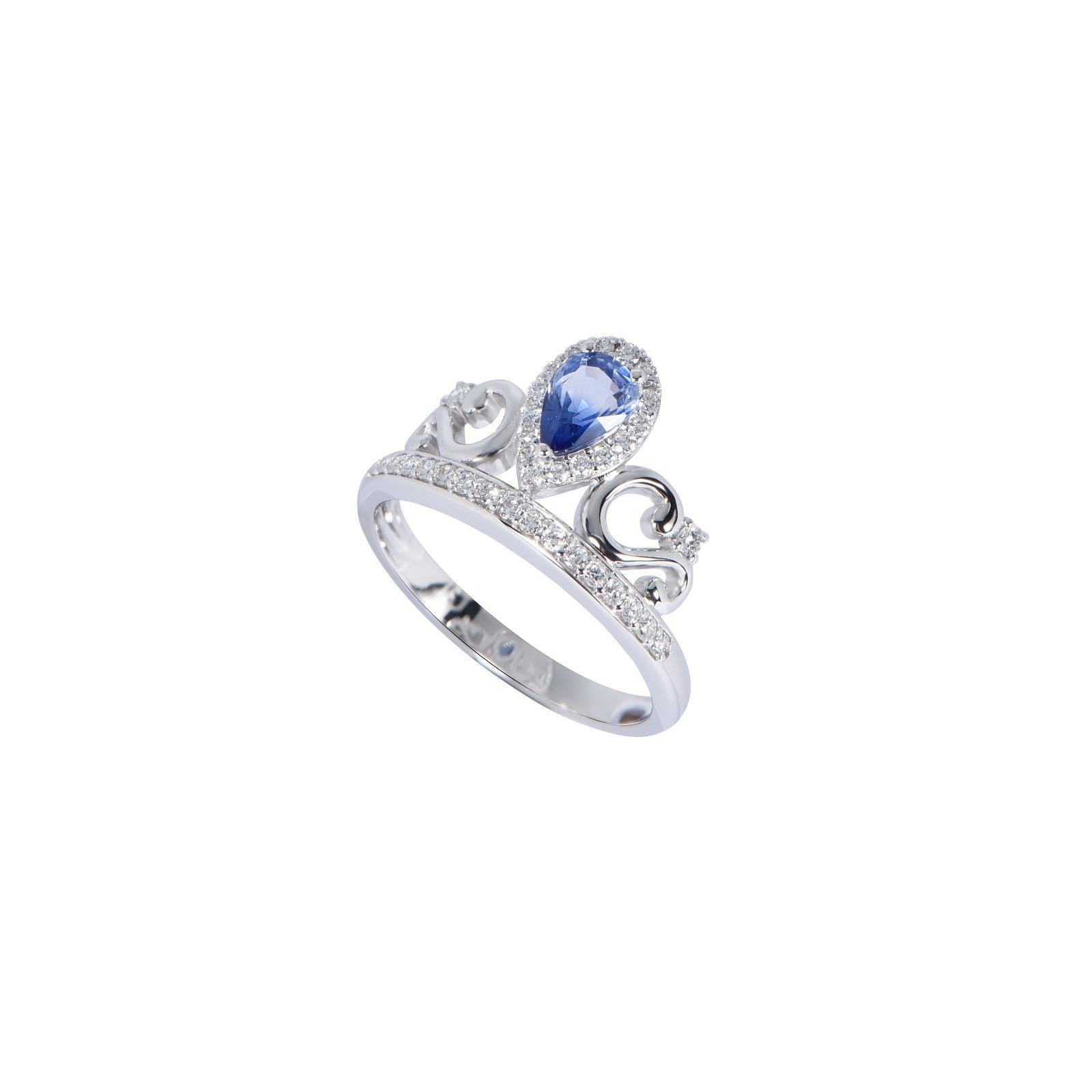 Nhẫn đá Sapphire 20N053.6TY