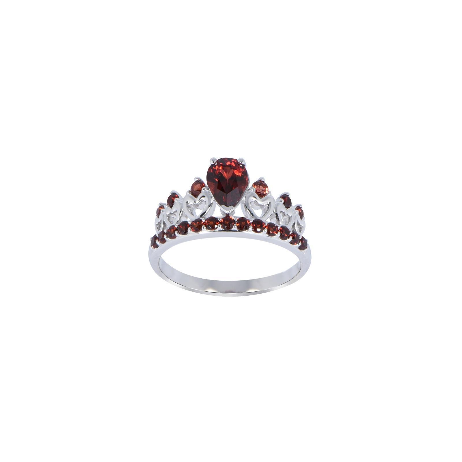 Nhẫn đá Garnet 20N066.6TY