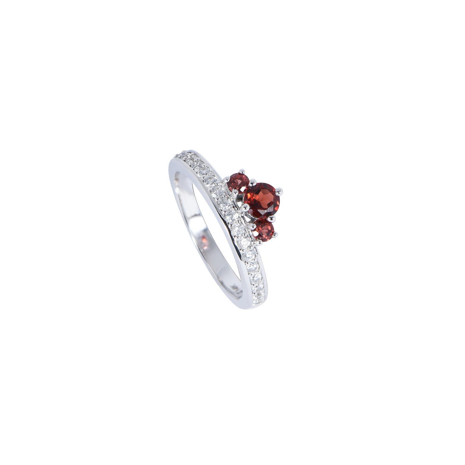 Nhẫn đá Garnet 20N.3TU