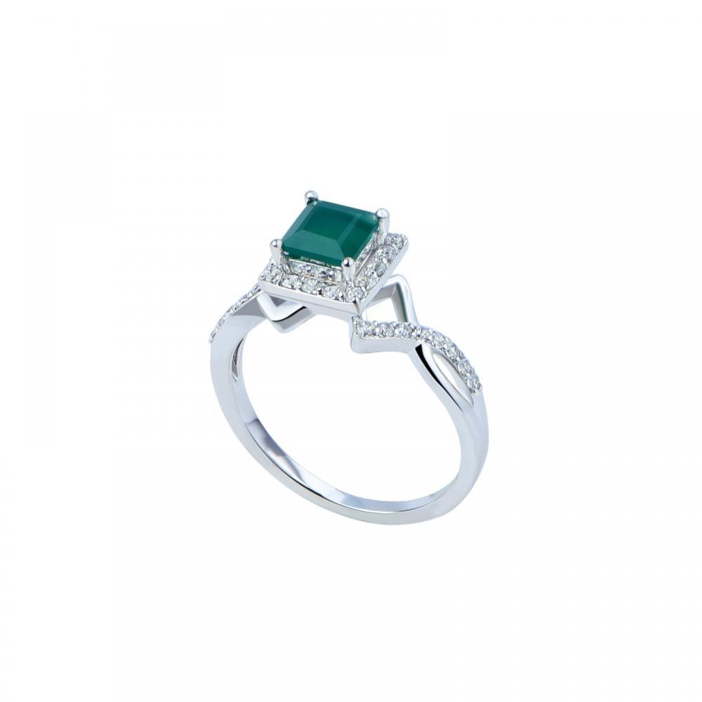 Nhẫn đá Agate 21N065