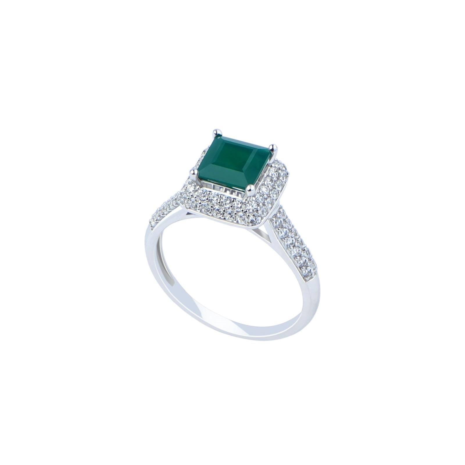 Nhẫn đá Agate 21N070