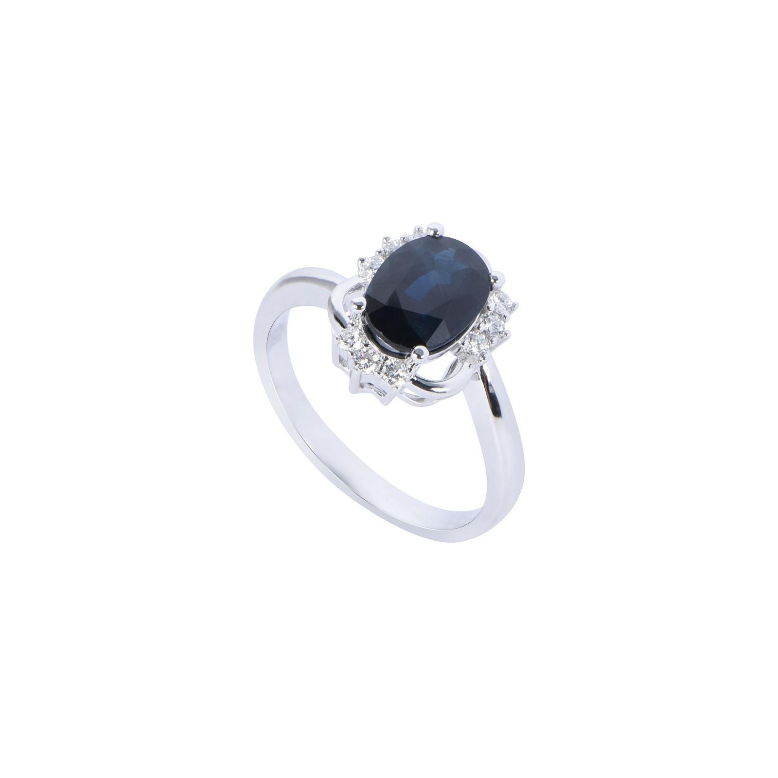 Nhẫn đá Sapphire 20N057.6TY