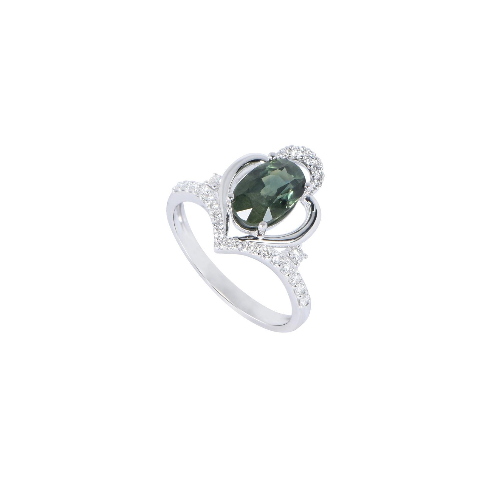 Nhẫn đá Sapphire 20N070.6TY