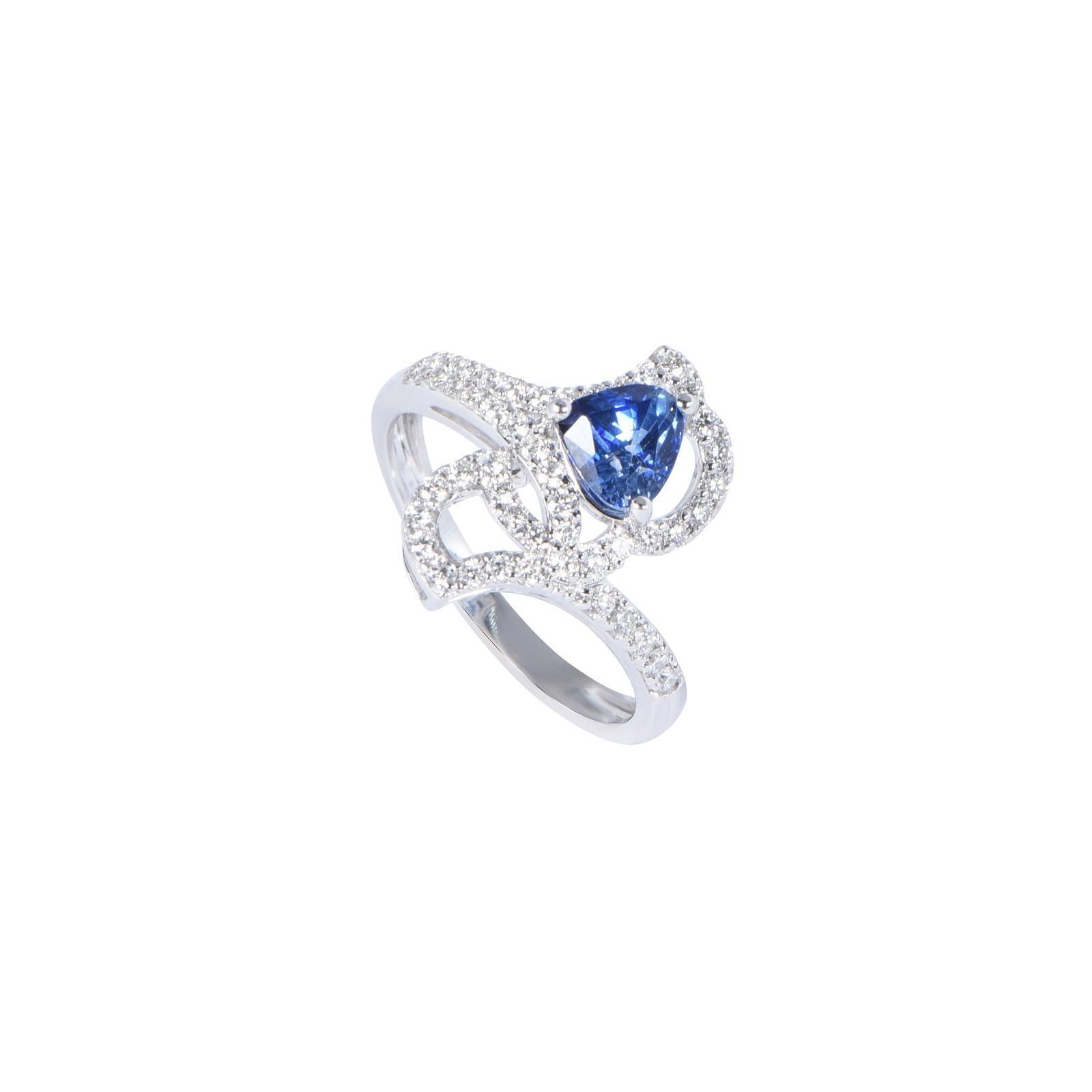 Nhẫn đá Sapphire 20N072.6TY