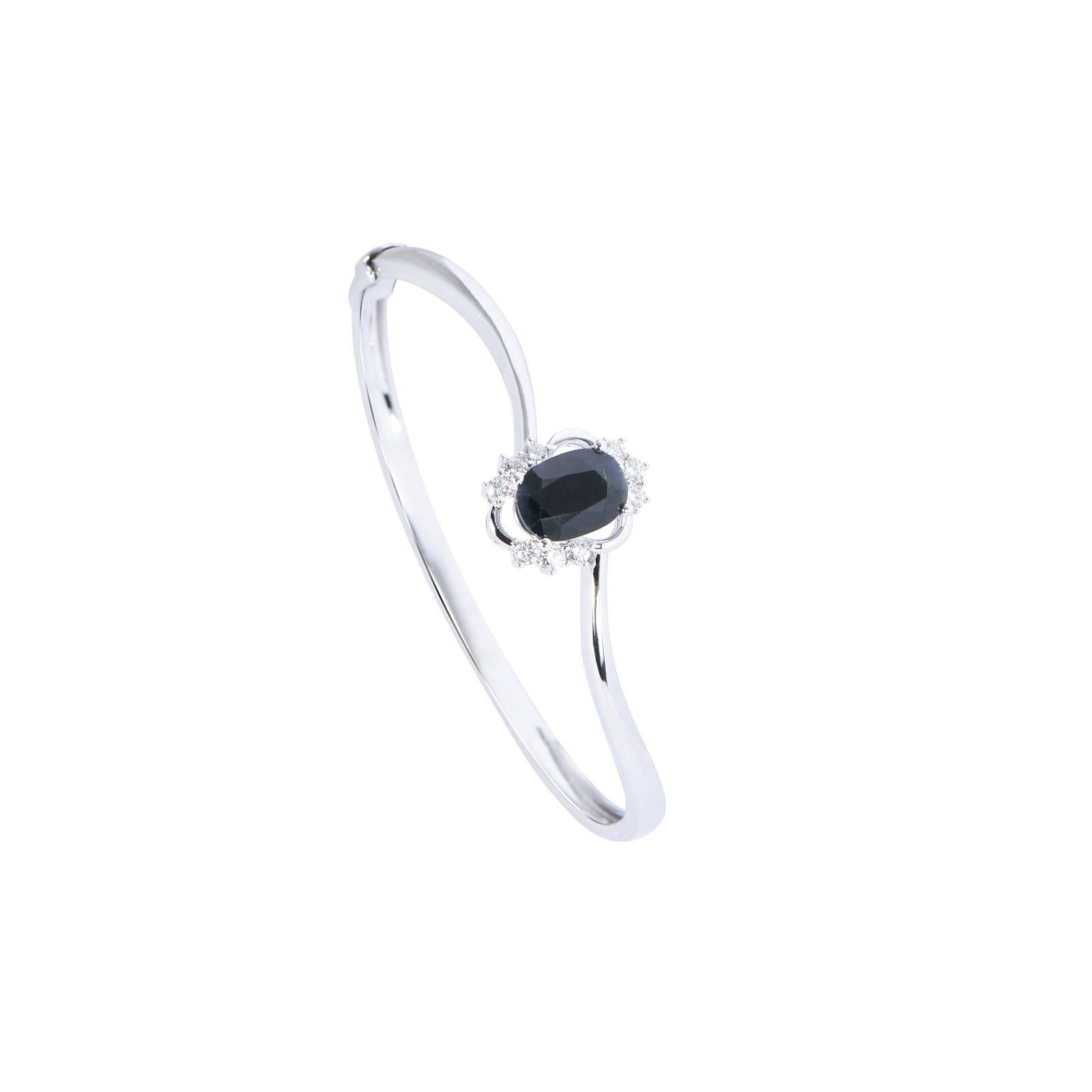 Vòng tay đá Sapphire 20V057.6TY