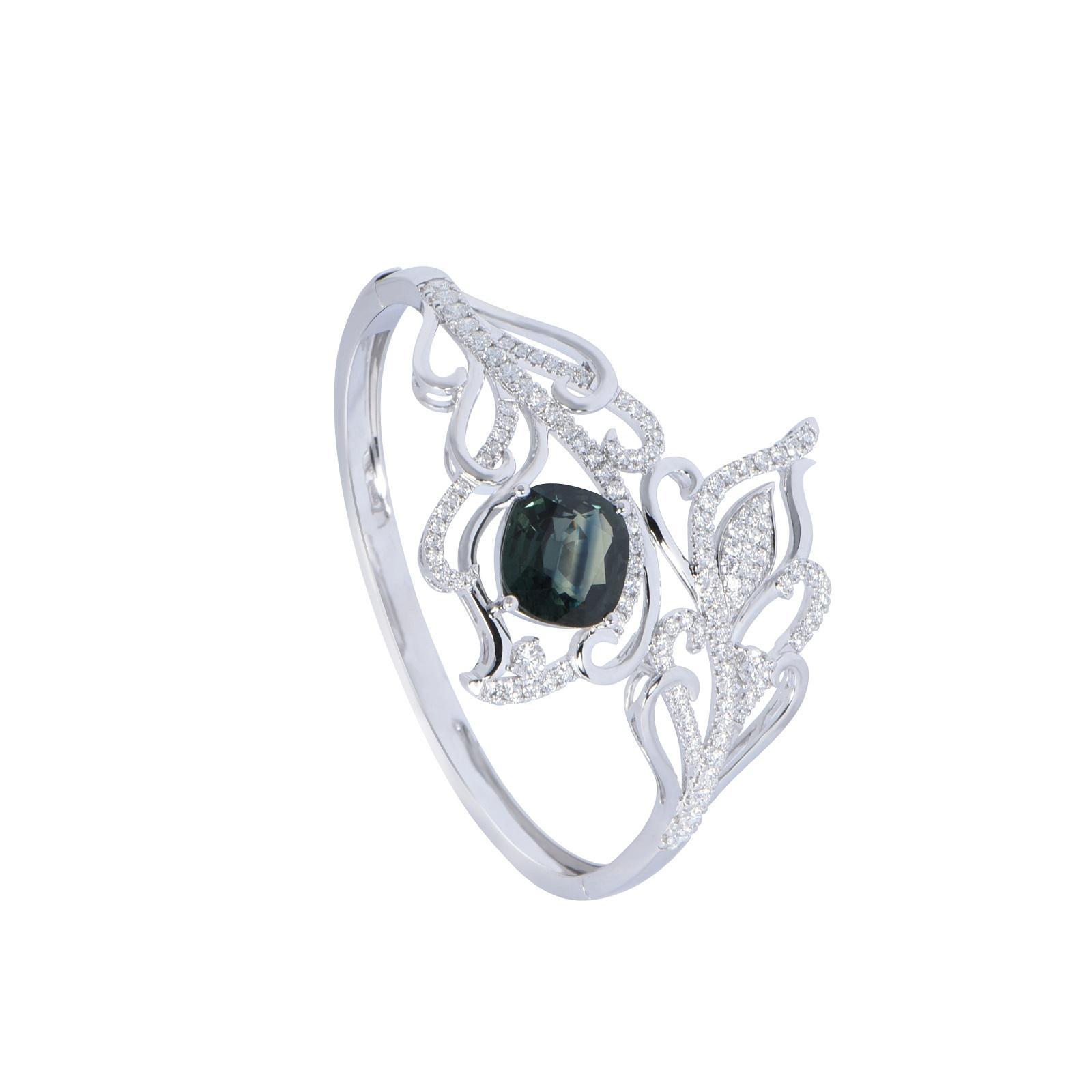 Vòng tay đá Sapphire 20V065.1TH