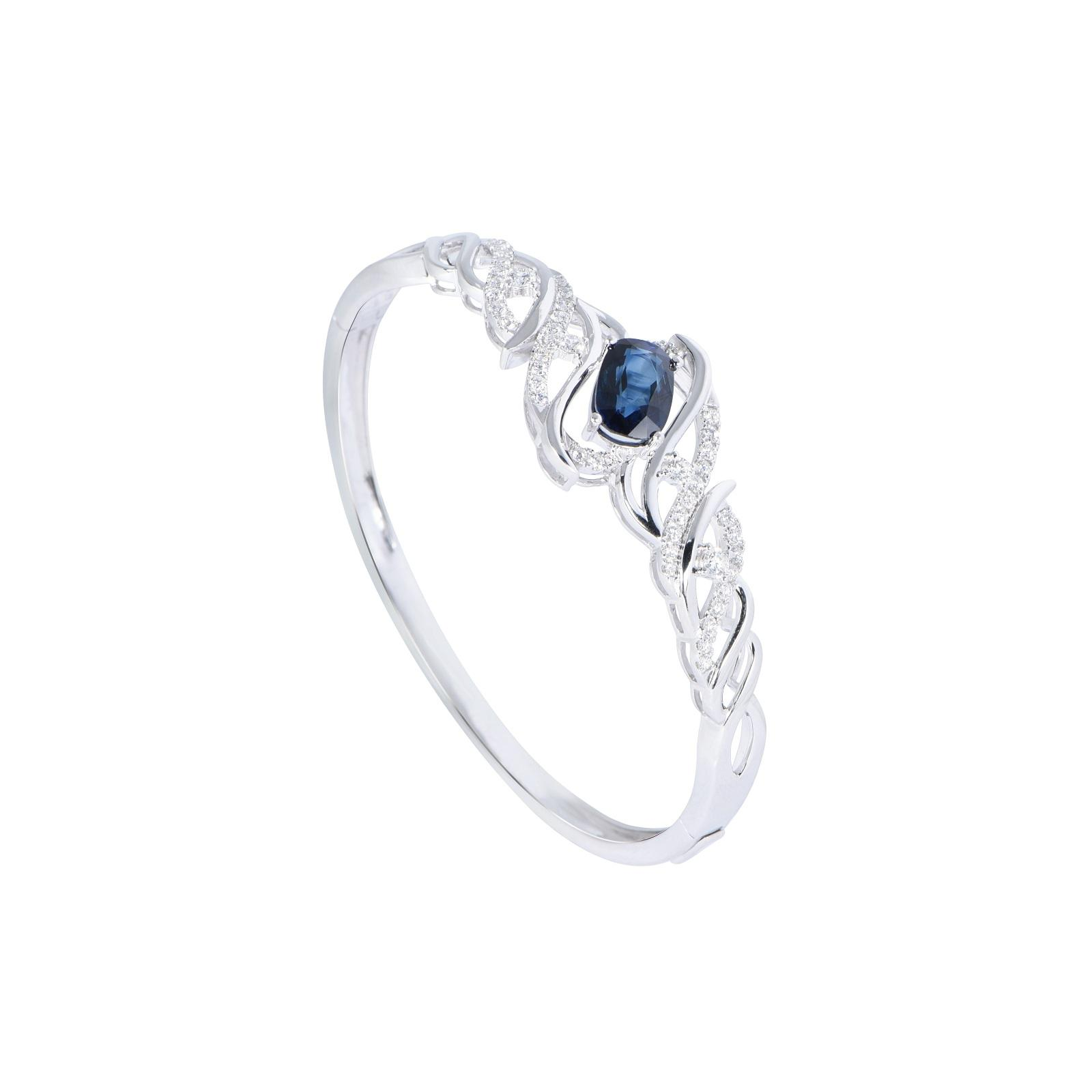 Vòng tay đá Sapphire 20V068.4NA