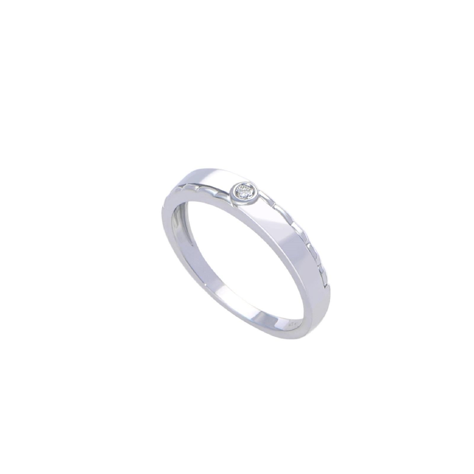 Nhẫn cưới Kim cương nữ 21Q.002NC