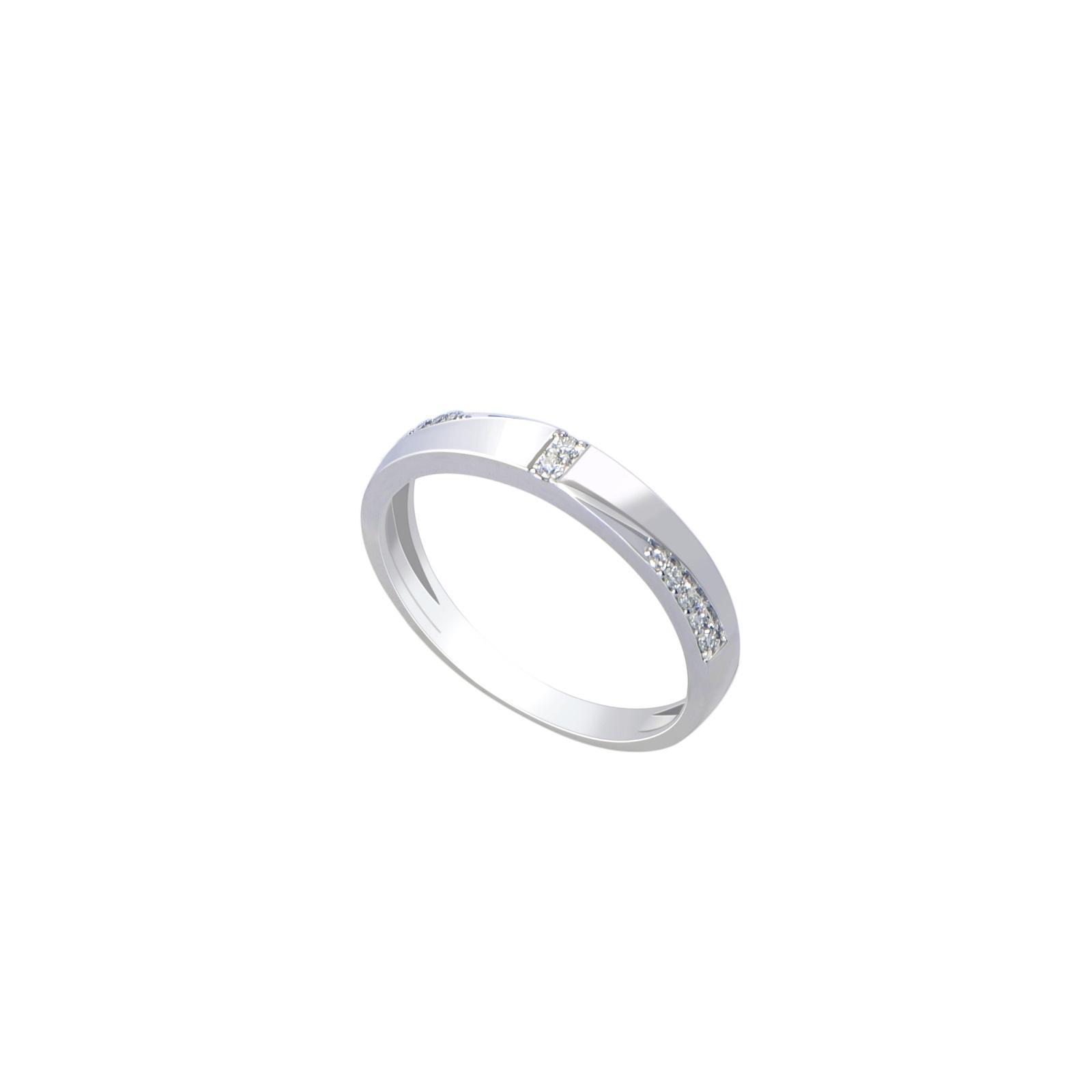 Nhẫn cưới Kim cương nữ 21Q.009NC