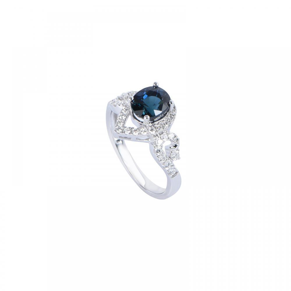 Nhẫn đá Sapphire 20N069.2TI